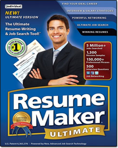 ResumeMaker Ultimate 5.0