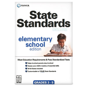 State Standards Deluxe: Elementary School Edition