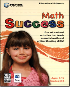 Math Success for Windows and Mac