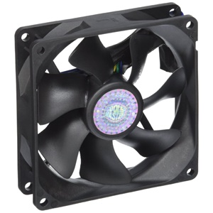 Cooler Master Blade Master 92 Sleeve Bearing 92mm PWM Cooling Fan, Open Box