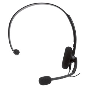 Microsoft P5F-00001 Headset for Xbox 360 - Black