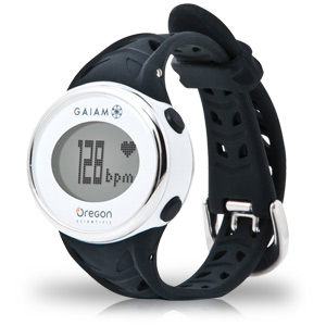 Oregon Scientific SE331M Gaiam Zone Trainer 3.0 - Heart Rate Monitor
