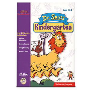 Dr. Seuss Kindergarten for Ages 4 to 6