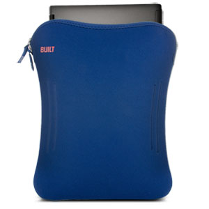 BUILT 16 Neoprene Laptop Checkpoint Friendly Sleeve, Navy