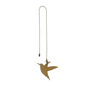 Westinghouse Pull Chain with Flying Bird (Gold)