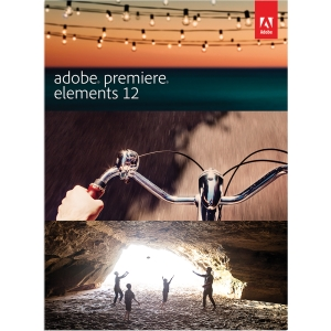 Adobe Premiere Elements 12 Complete Product