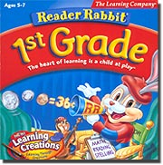 Reader Rabbit 1st Grade - Learning Creations