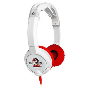 SteelSeries Guild Wars 2 On-Ear Gaming Headset, Refurbished
