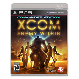 XCOM: Enemy Within Commander Edition - PlayStation 3