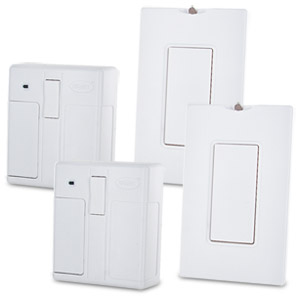 Zmart Switch - Smart & Easy Way to Control Any Light Switch (2 Pack) Z001SCE