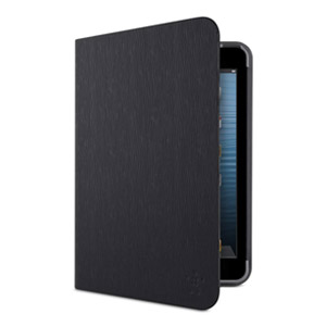 Belkin FormFit Textured Cover / Case for iPad mini (Blacktop)