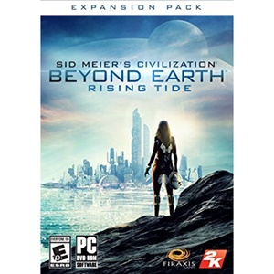 Take-Two Civilization: Beyond Earth - Rising Tide - Science Fiction - PC