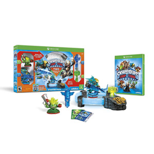 Skylanders Trap Team Starter Pack - Action/Adventure Game - Xbox One