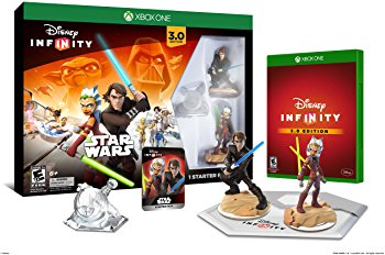 Disney Interactive Infinity 3.0 Edition Starter Pack - Xbox One