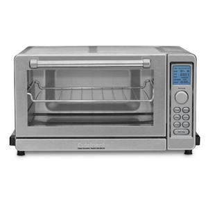 Cuisinart TOB-135FR Deluxe Convection Toaster Oven Broiler (Refurbished)