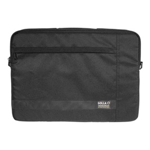 Golla OWEN 16 Sling Compact Laptop Bag, Black