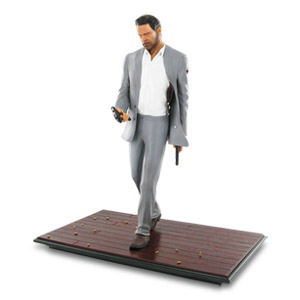 Max Payne 3 Special Edition Statue