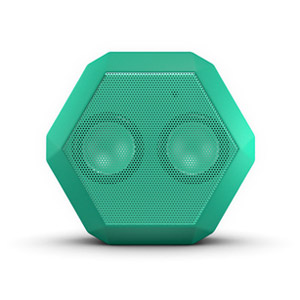 Boombotix Boombot REX Portable Water-Resistant Bluetooth Speaker - Spring Mint