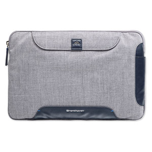 Brenthaven Collins Sleeve Plus for Surface Pro 4 - Cloud
