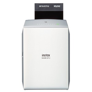 Fujifilm INSTAX SHARE SP-2 Smart Phone Printer (Silver)