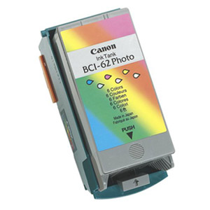 Canon BCI-62 Photo Inkjet Tank (F47-1881-400)