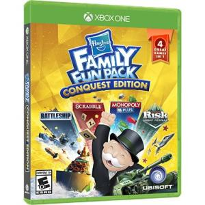 Hasbro Family Fun Pack: Conquest Edition - Xbox One