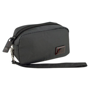 Jacki Design Men's Accessory Case, Gray