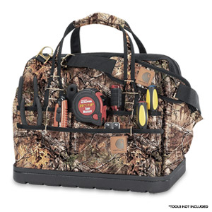 Carhartt Legacy 16 Tool Bag w/ Molded Base, RealTree Xtra