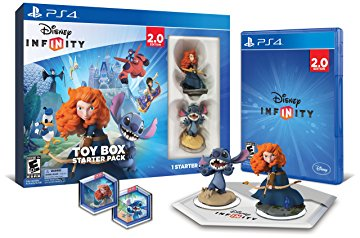 Disney Infinity: Toy Box Starter Pack (2.0 Edition) - PlayStation 4