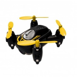 Riviera RC Micro Quad Wi-Fi Drone with 3D App - Black