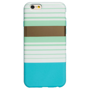 Agent18 FlexShield Case for iPhone 6 Plus/6s Plus - Blue Preppy