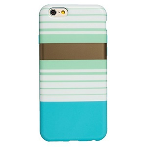 Agent18 FlexShield Case for iPhone 6/6s - Blue Preppy