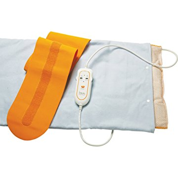 Drive Medical Michael Graves Therma Moist Heating Pad, Medium 14 x 14
