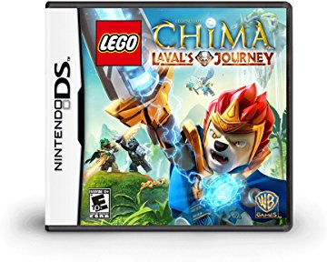 LEGO Legends of Chima: Laval's Journey - Nintendo DS