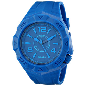 Roots Tusk Quartz Analog Watch - Blue
