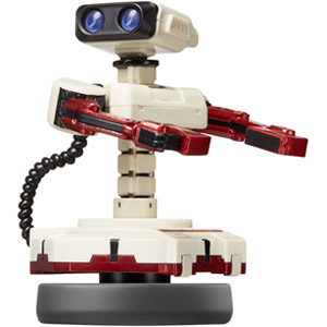 Nintendo amiibo ROB Famicom Colors (Super Smash Bros Series)