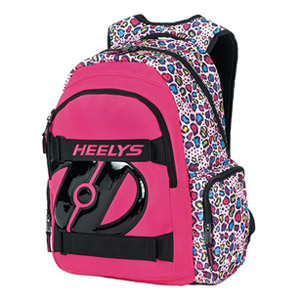 Heely's Thrasher Multi-Color Cheetah Backpack