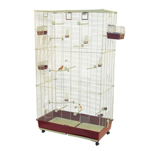 Marchioro Fedra 102 Birdcage for Small Birds (70 x 40)