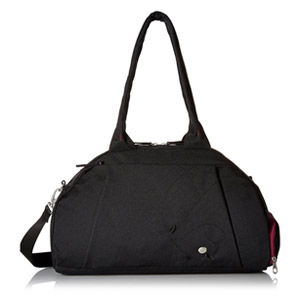 Haiku Women's Passage Eco Duffle Bag, Black