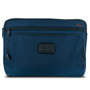TUMI Slim Tablet Cover for Surface Pro 3/4, Navy, Open Box