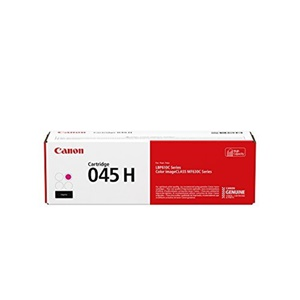 Canon 1244C001 High Yield Toner Cartridge 045H - Magenta, Open Box