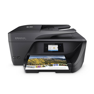 HP OfficeJet Pro 6968 Wireless All-in-One Photo Printer with Mobile Printing