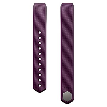 Fitbit Alta Classic Accessory Band, Plum (Large)