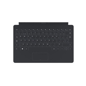 Microsoft Surface 1 Touch Cover Keyboard French Layout,  Black (Refurbished)