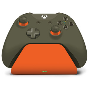Xbox Pro Charging Stand Zest Orange for Xbox Elite One S One X (Refurbished)
