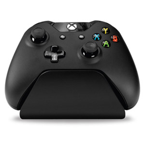 Xbox Pro Charging Stand Abyss Black. For Xbox Elite, One & One S Controller