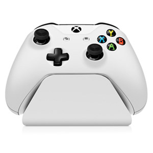 Controller Gear Xbox One Charging Stand - Robot White