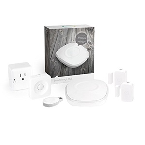 SmartThings Smarter Home Starter Kit, Refurbished