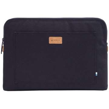 GOLLA Sirus Slim Open Zipper Pocket 12 Laptop Tablet Sleeve Case Coal Open Box