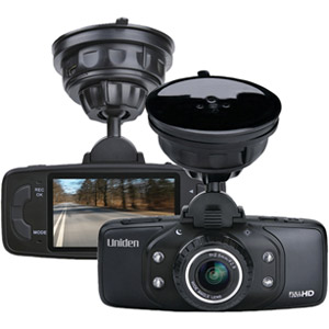 Uniden CAM650 1080p Full HD Dash Cam Automotive Video Recorder (Refurbished)